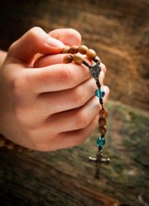 Join the Rosary Relay for Priests!