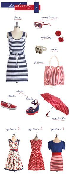 4th of July Fashion!