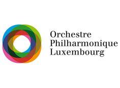 """Orchestre Philharmonique Luxembourg"" Rebranded,  by Pentagram (http://www.pentagram.com/)"