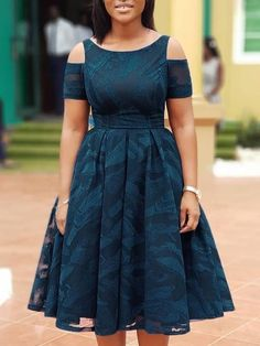 Digital Print Cold Shoulder Mesh Pleated Dress – African Fashion Dresses - African Styles for Ladies Ankara Dress Styles, African Fashion Ankara, Latest African Fashion Dresses, African Dresses For Women, African Print Dresses, African Print Fashion, African Attire, Africa Fashion, African Prints