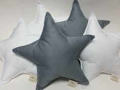 Pico Charlie Cole Inc. Five Pointed Star, Star Decorations, Decorating With Pictures, Backrest Pillow, Pillows, Stars, Fall 2016, Toronto, Cotton