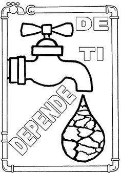 Agua, de ti depende