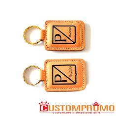 Schlüsselanhänger Leder mit Ihrem Firmen Logo 14040434