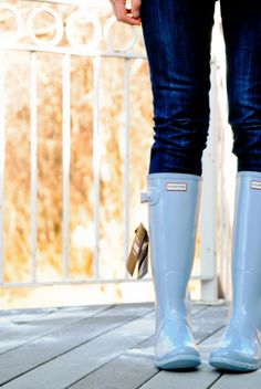 Carolina Hunter boots!