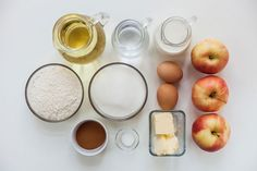 Koblihové mističky plněné jablky a skořicí. Voní i chutnají božsky! - Proženy Churro, Peach, Baking, Fruit, Vegetables, Sweet, Food, Vegetable Garden, Cocoa