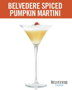Discover the best premium vodka cocktails, martinis, and other delicious vodka drinks. Browse drinks and learn how to make the perfect vodka cocktail. National Vodka Day, Pumpkin Martini, Pumpkin Spice, Spiced Pumpkin, Premium Vodka, Vodka Cocktails, Cocktail Recipes, Party Ideas, Eat