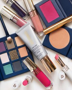 Stock up on makeup favorites the clean way. #betterbeauty Clean Makeup, Bronzer, Lip Colors, Eyeshadow, Lips, Skin Care, Cleaning, Beauty, Eye Shadow