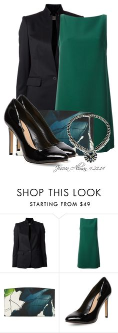 """""""Valentino Shift Dress"""" by jessica-allman ❤ liked on Polyvore featuring STELLA McCARTNEY, Valentino, Reed Krakoff and Dorothy Perkins"""