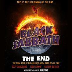ATITUDE ROCK'N'ROLL: BLACK SABBATH em 22 de janeiro 2016 no United Cent...
