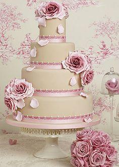 Pon un soplo de otoño en tu tarta de bodas - Foto 10