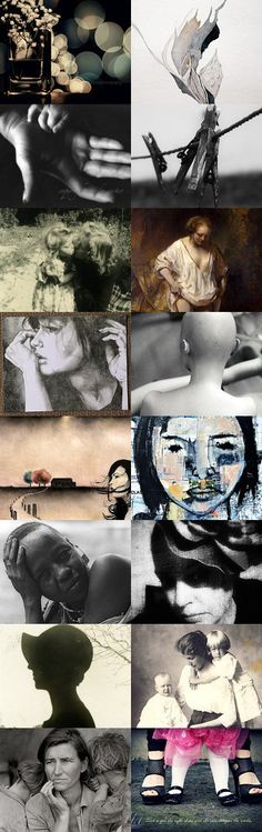 In the Footsteps of a Woman by Linda Voth on Etsy--Pinned with TreasuryPin.com