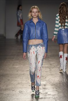 Au Jour le Jour RTW Spring 2016 Spring 2016, Spring Summer, 3d Rose, Summer Collection, Fashion News, Style, D Day, Swag, Outfits