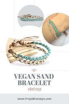 Beautiful Vegan sand