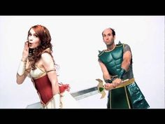 «Do You wanna date my avatar?», promotional song for the web series The guild, with Felicia Day.
