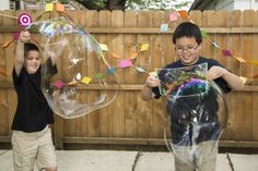 Throw a science-themed carnival this summer! Explore bubbles, stomp rockets, skeeball and more. Learn more at www.msichicago.org/summerbrain.