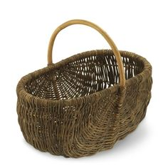 Oval Gathering Basket, Large