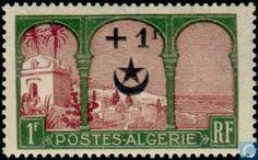 Algeria - View Mustapha outside socket 1927
