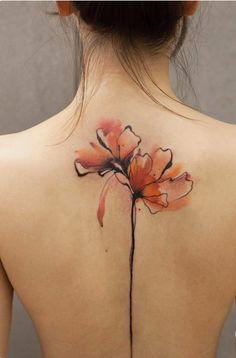 geek tattoo for women \ geek tattoo . geek tattoo for women . Simple Tattoo Designs, Flower Tattoo Designs, Tattoo Designs For Women, Tattoos For Women, Tattoo Simple, Sexy Tattoos, Body Art Tattoos, Small Tattoos, Girl Back Tattoos