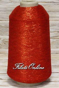 FILATI ON LINE - VENDITA FILATI ITALIANI PREGIATI DI STOCK | VISCOSA Metallica, Yarns, Fabrics, Italian Fashion, High Fashion, Tejidos, Cloths, Fabric, Textiles