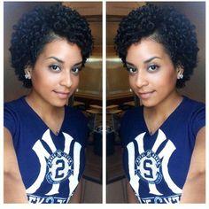 Cute Curls! @abbsro - Black Hair Information Community