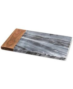 Thirstystone Marble & Wood Serveware Collection - Serveware - Dining & Entertaining - Macy's