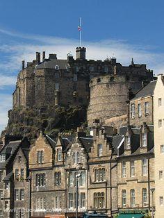 Edinburgh Castle, Scotland | Scotland rejects proposal to place Olympic Rings on Edinburgh Castle ...