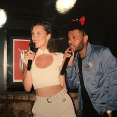 The Weeknd Just Posted 10 Photos of Bella Hadid and Most of Them Are Full of Hardcore PDA The Weeknd Birthday, Happy Birthday Angel, Abel And Bella, Fall In Luv, The Love Club, Couple Aesthetic, 2 Instagram, Cute Relationships, Celebs