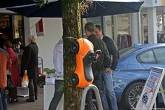 BMW Autohaus Rhein Bodensee bei der Autoschau in Tettnang