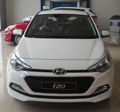 Hyundai New i20 White