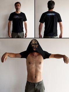 Creative Zombie Shirt