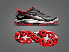 Puma Biodrive golf shoe by Ghost Works industrial design consultancy