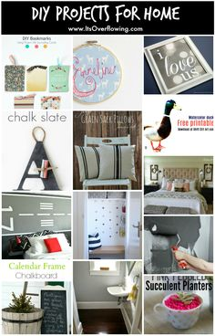 15 Amazing DIY Projects for Home