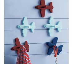 these would be super cute to DIY for a boys room. oooor an adult pilot's closet ;) haha!
