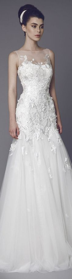 Tony Ward Bridal Fall-winter 2014-2015 #provestra
