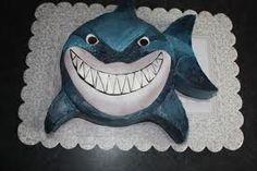 """shark birthday cake"" - Google Search"