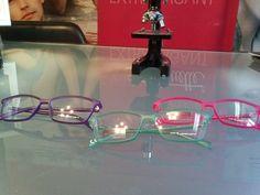 Modelos de gafas de la firma Italia Independent. Solo apto para mujeres atrevidas #Glasses #Design #Colours #Valencia #OpticaFerrer
