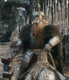 dain II ironfoot ;To battle, TO BATTLE SONS OF DURIN !!!! I loved this sene