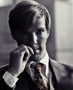 Benedict Cumberbatch. Tinker Tailor Soldier Spy <---- the very reason i watched this movie, otherwise i found it considerably boring