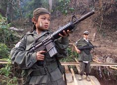 Myanmar army frees 42 child recruits in move to end practice of child soldiers...Woo Hoo! July 8, 2013