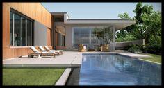 #architectural #render #Brosmith-Residence
