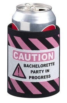 Bachelorette Party Cup Cozy.