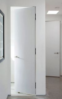 Frameless Interior Doors Modern Pocket Ezy Jamb Concealed Door Hinges Diy