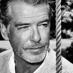 Pierce Brosnan the man still looks too gorgeous. Pierce Brosnan 007, Gorgeous Men, Beautiful People, Idol, People Of Interest, Older Men, Famous Faces, Great Movies, Man Crush