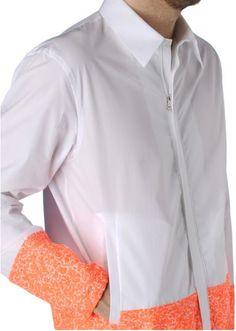 Jil Sander shirt with welt pockets