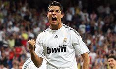 Cristiano Ronaldo e la leggenda