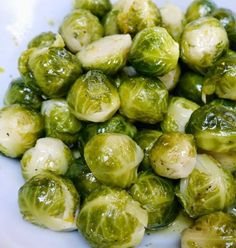 20. Sweet Orange Brussels Sprouts #greatist http://greatist.com/eat/instant-pot-recipes