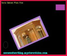 Curio Cabinet Plans Free 220719 - Woodworking Plans and Projects!