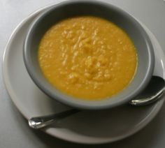 Passatina di porri e carote