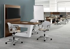 Mio Collaborative Tables | National Office Furniture