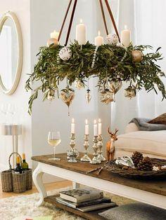 Ideoita ja inspiraatiota joulukodin somistamiseen - Christmas Decoration Ideas Zuhause Wohnen ...
